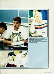 Page 9, 1987 Edition, Foothill High School - Shield Yearbook (Tustin, CA) online yearbook collection