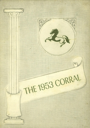 1953 Edition, Forrest City High School - Corral Yearbook (Forrest City, AR)