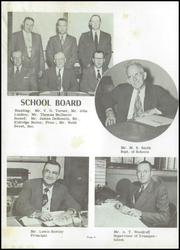 Page 12, 1954 Edition, Forrest City High School - Corral Yearbook (Forrest City, AR) online yearbook collection