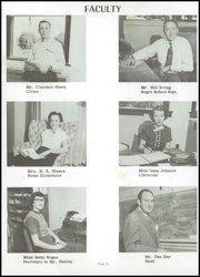Page 16, 1954 Edition, Forrest City High School - Corral Yearbook (Forrest City, AR) online yearbook collection