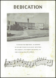 Page 7, 1954 Edition, Forrest City High School - Corral Yearbook (Forrest City, AR) online yearbook collection