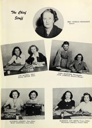 Page 11, 1953 Edition, Central High School - Chief Yearbook (West Helena, AR) online yearbook collection
