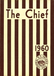 1960 Edition, Central High School - Chief Yearbook (West Helena, AR)