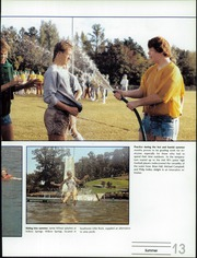 Page 17, 1986 Edition, Oak Grove High School - Hornet Yearbook (North Little Rock, AR) online yearbook collection
