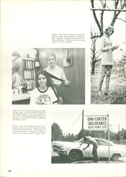 Page 168, 1972 Edition, White Hall High School - Bulldog Yearbook (White Hall, AR) online yearbook collection