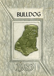 Page 1, 1985 Edition, White Hall High School - Bulldog Yearbook (White Hall, AR) online yearbook collection