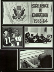 Page 12, 1985 Edition, White Hall High School - Bulldog Yearbook (White Hall, AR) online yearbook collection