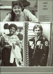 Page 15, 1985 Edition, White Hall High School - Bulldog Yearbook (White Hall, AR) online yearbook collection