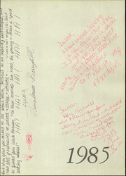 Page 3, 1985 Edition, White Hall High School - Bulldog Yearbook (White Hall, AR) online yearbook collection