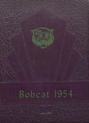 1954 Edition, Dumas High School - Bobcat Yearbook (Dumas, AR)
