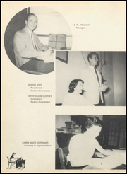Page 10, 1954 Edition, Dumas High School - Bobcat Yearbook (Dumas, AR) online yearbook collection