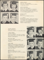 Page 15, 1954 Edition, Dumas High School - Bobcat Yearbook (Dumas, AR) online yearbook collection