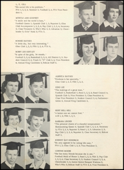 Page 16, 1954 Edition, Dumas High School - Bobcat Yearbook (Dumas, AR) online yearbook collection