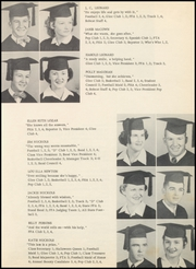 Page 17, 1954 Edition, Dumas High School - Bobcat Yearbook (Dumas, AR) online yearbook collection
