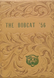 1956 Edition, Dumas High School - Bobcat Yearbook (Dumas, AR)