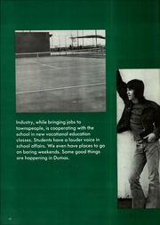 Page 14, 1974 Edition, Dumas High School - Bobcat Yearbook (Dumas, AR) online yearbook collection
