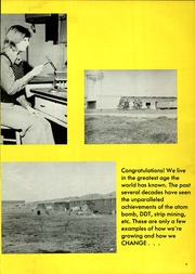 Page 9, 1974 Edition, Dumas High School - Bobcat Yearbook (Dumas, AR) online yearbook collection