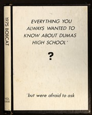 1975 Edition, Dumas High School - Bobcat Yearbook (Dumas, AR)