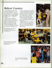 Page 14, 1985 Edition, Dumas High School - Bobcat Yearbook (Dumas, AR) online yearbook collection
