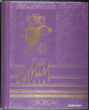 1986 Edition, Dumas High School - Bobcat Yearbook (Dumas, AR)