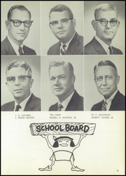 Page 13, 1960 Edition, Hall High School - Warrior Yearbook (Little Rock, AR) online yearbook collection