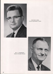 Page 14, 1962 Edition, Hall High School - Warrior Yearbook (Little Rock, AR) online yearbook collection