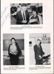 Page 17, 1962 Edition, Hall High School - Warrior Yearbook (Little Rock, AR) online yearbook collection