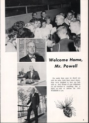 Page 9, 1962 Edition, Hall High School - Warrior Yearbook (Little Rock, AR) online yearbook collection