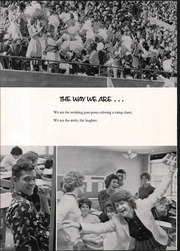 Page 14, 1963 Edition, Hall High School - Warrior Yearbook (Little Rock, AR) online yearbook collection