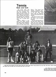 Page 164, 1984 Edition, Hall High School - Warrior Yearbook (Little Rock, AR) online yearbook collection