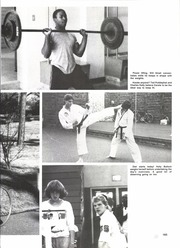 Page 169, 1984 Edition, Hall High School - Warrior Yearbook (Little Rock, AR) online yearbook collection