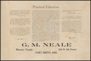Page 3, 1911 Edition, Northside High School - Bruin Yearbook (Fort Smith, AR) online yearbook collection