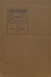 Page 1, 1919 Edition, Northside High School - Bruin Yearbook (Fort Smith, AR) online yearbook collection