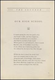 Page 12, 1919 Edition, Northside High School - Bruin Yearbook (Fort Smith, AR) online yearbook collection