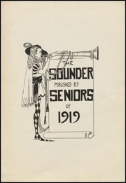 Page 7, 1919 Edition, Northside High School - Bruin Yearbook (Fort Smith, AR) online yearbook collection