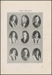 Page 15, 1922 Edition, Northside High School - Bruin Yearbook (Fort Smith, AR) online yearbook collection