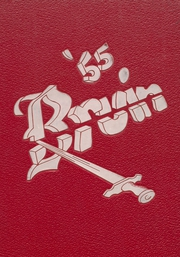 1955 Edition, Northside High School - Bruin Yearbook (Fort Smith, AR)