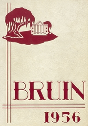 1956 Edition, Northside High School - Bruin Yearbook (Fort Smith, AR)