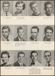 Page 14, 1957 Edition, Northside High School - Bruin Yearbook (Fort Smith, AR) online yearbook collection