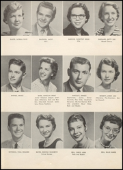 Page 15, 1957 Edition, Northside High School - Bruin Yearbook (Fort Smith, AR) online yearbook collection