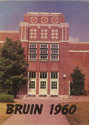 1960 Edition, Northside High School - Bruin Yearbook (Fort Smith, AR)