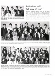 Page 45, 1972 Edition, Northside High School - Bruin Yearbook (Fort Smith, AR) online yearbook collection