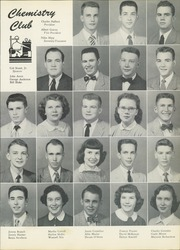 Page 151, 1954 Edition, Hope High School - Bobcat Yearbook (Hope, AR) online yearbook collection