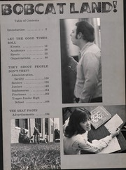 Page 7, 1974 Edition, Hope High School - Bobcat Yearbook (Hope, AR) online yearbook collection