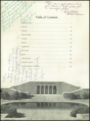Page 8, 1953 Edition, Little Rock Central High School - Pix Yearbook (Little Rock, AR) online yearbook collection