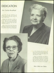 Page 9, 1953 Edition, Little Rock Central High School - Pix Yearbook (Little Rock, AR) online yearbook collection