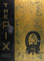 1955 Edition, Little Rock Central High School - Pix Yearbook (Little Rock, AR)