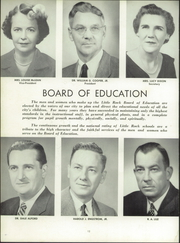 Page 12, 1956 Edition, Little Rock Central High School - Pix Yearbook (Little Rock, AR) online yearbook collection