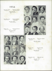 Page 17, 1956 Edition, Little Rock Central High School - Pix Yearbook (Little Rock, AR) online yearbook collection