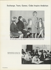 Page 8, 1967 Edition, Little Rock Central High School - Pix Yearbook (Little Rock, AR) online yearbook collection
